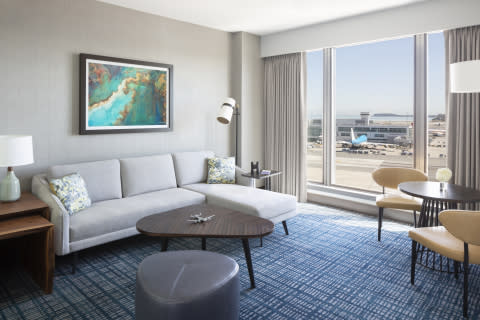 Hyatt and San Francisco International Airport Proudly Announce Opening of Grand Hyatt at SFO