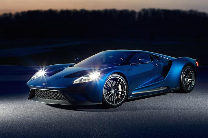 Ford GT Supercar 2
