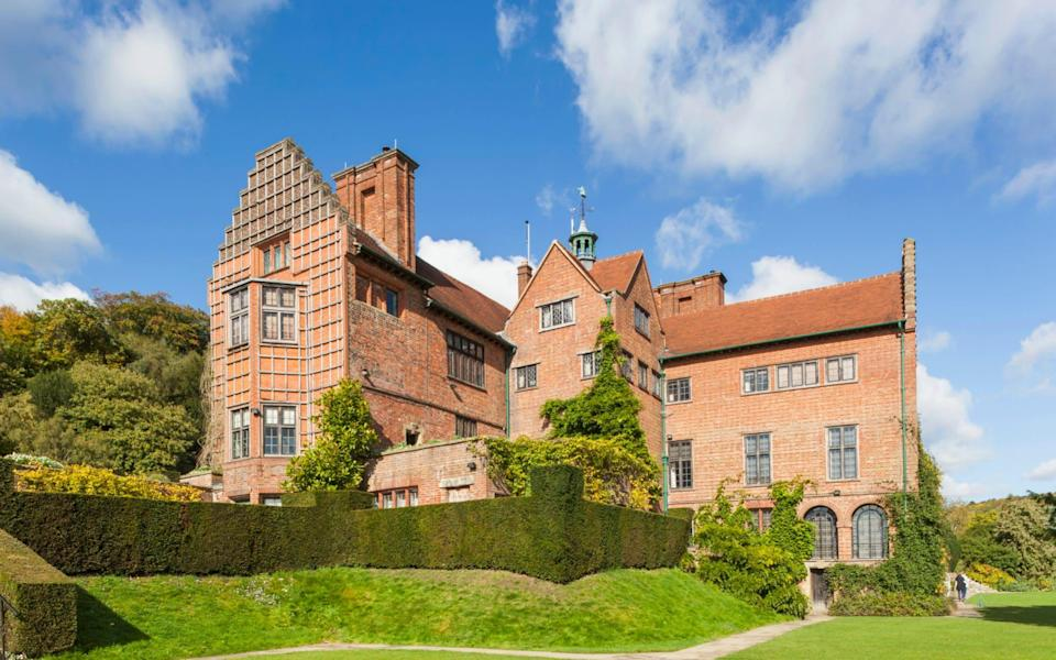 Churchill's Chartwell residence in Kent - Prisma by Dukas/Universal Images Group Editorial