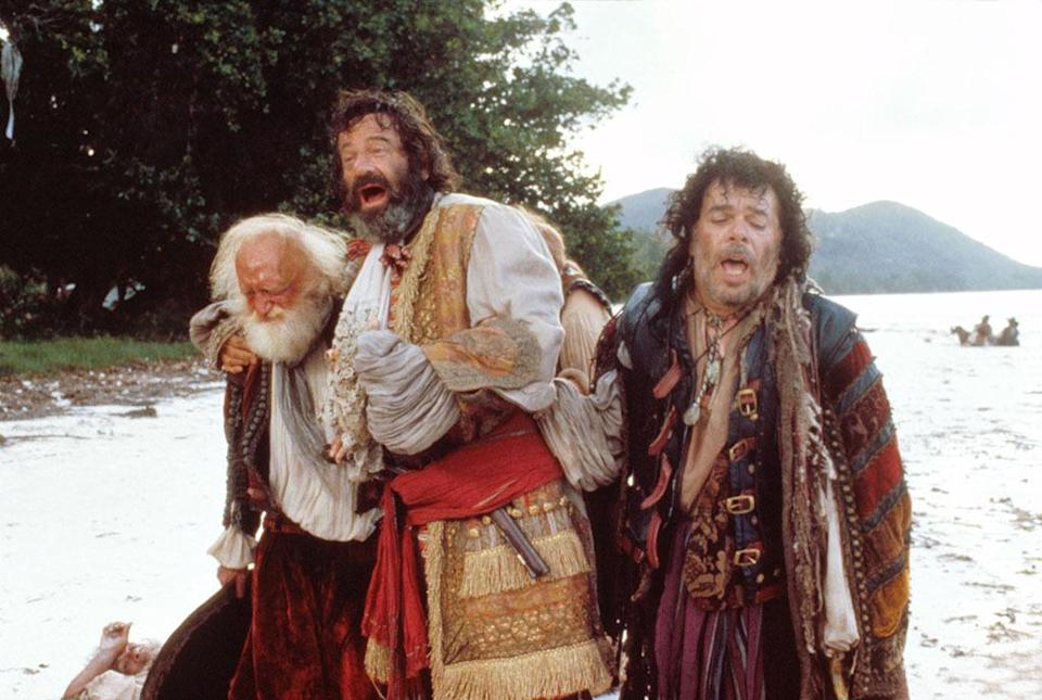 """<p>Master of suspense Roman Polanski tried his hand at a pricey pirate comedy and failed miserably, dragging down Walter Matthau in the process. """"There hasn't been a pirate movie in a long time, and after Roman Polanski's <i>Pirates</i>, there may not be another one for a very long time,"""" Roger Ebert <a href=""""http://www.rogerebert.com/reviews/pirates-1986"""" rel=""""nofollow noopener"""" target=""""_blank"""" data-ylk=""""slk:wrote in his one-star review"""" class=""""link rapid-noclick-resp"""">wrote in his one-star review</a>. He was right: The next big-budget pirate movie was 1995's <i>Cutthroat Island</i>, which sank the genre all over again until Captain Jack Sparrow freed it from Davy Jones' Locker. <a href=""""https://www.youtube.com/watch?v=LsGsNLt3Jr0"""" rel=""""nofollow noopener"""" target=""""_blank"""" data-ylk=""""slk:Watch the Trailer"""" class=""""link rapid-noclick-resp"""">Watch the Trailer</a> <i>(Photo: Everett Collection)</i></p>"""