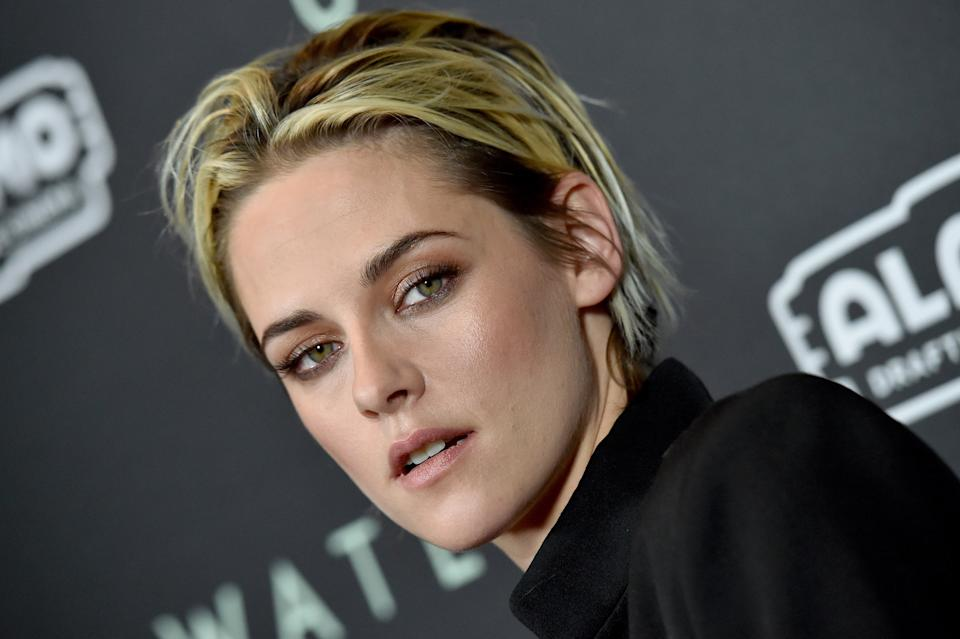 "LOS ANGELES, CALIFORNIA - JANUARY 07: Kristen Stewart attends the Special Fan Screening of 20th Century Fox's ""Underwater"" at Alamo Drafthouse Cinema on January 07, 2020 in Los Angeles, California. (Photo by Axelle/Bauer-Griffin/FilmMagic)"