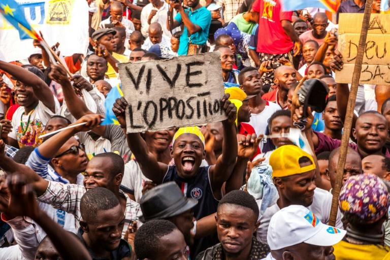Dozens of people have been killed in protests since late 2016, when Kabila was scheduled to stand down at the end of his second elected term, technically the last permitted under the constitution