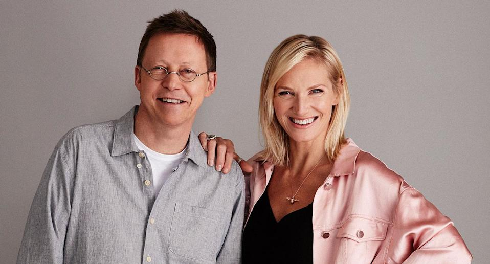 Simon Mayo announced he was quitting BBC Radio 2 in October last year