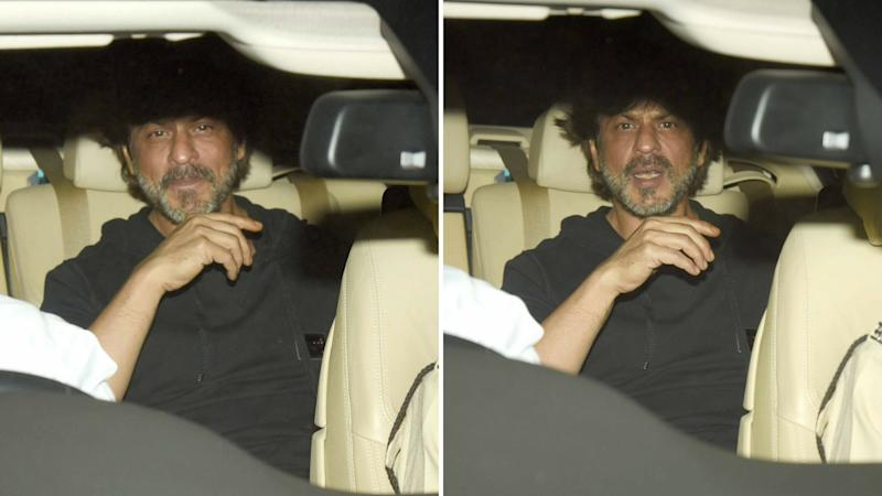 Here's What Happened When a Photographer Got Injured by SRK's Car