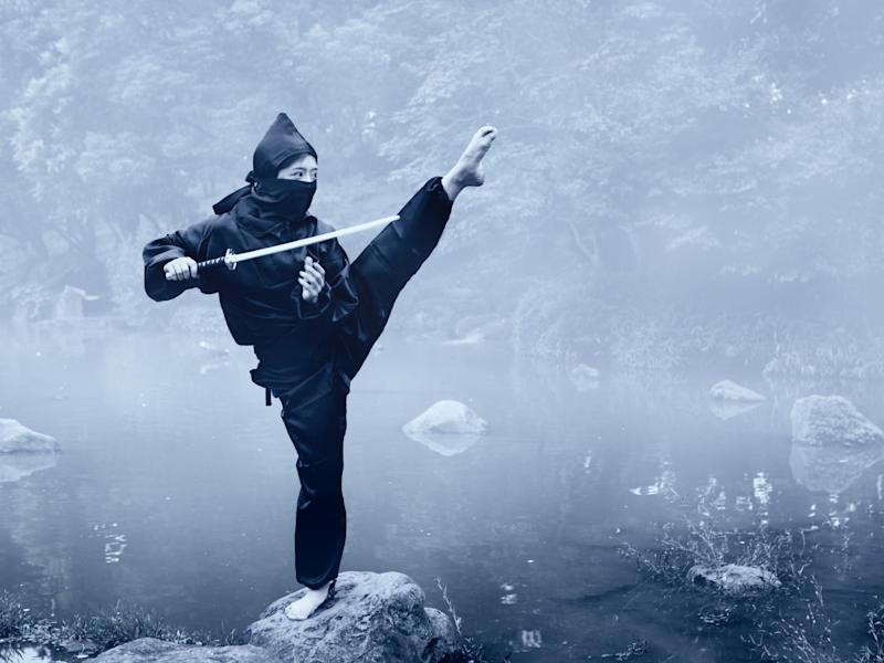 A dying art: Modern recruits do not have the necessary skills in unarmed combat and espionage: iStock