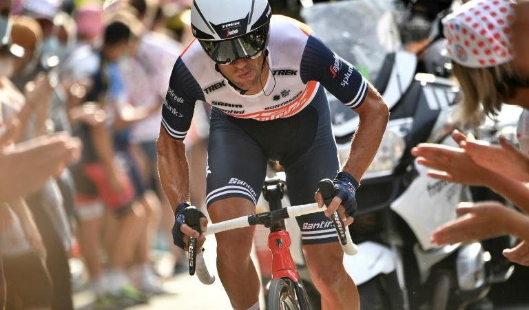After best Tour finish, veteran Porte returns to revamped Ineos