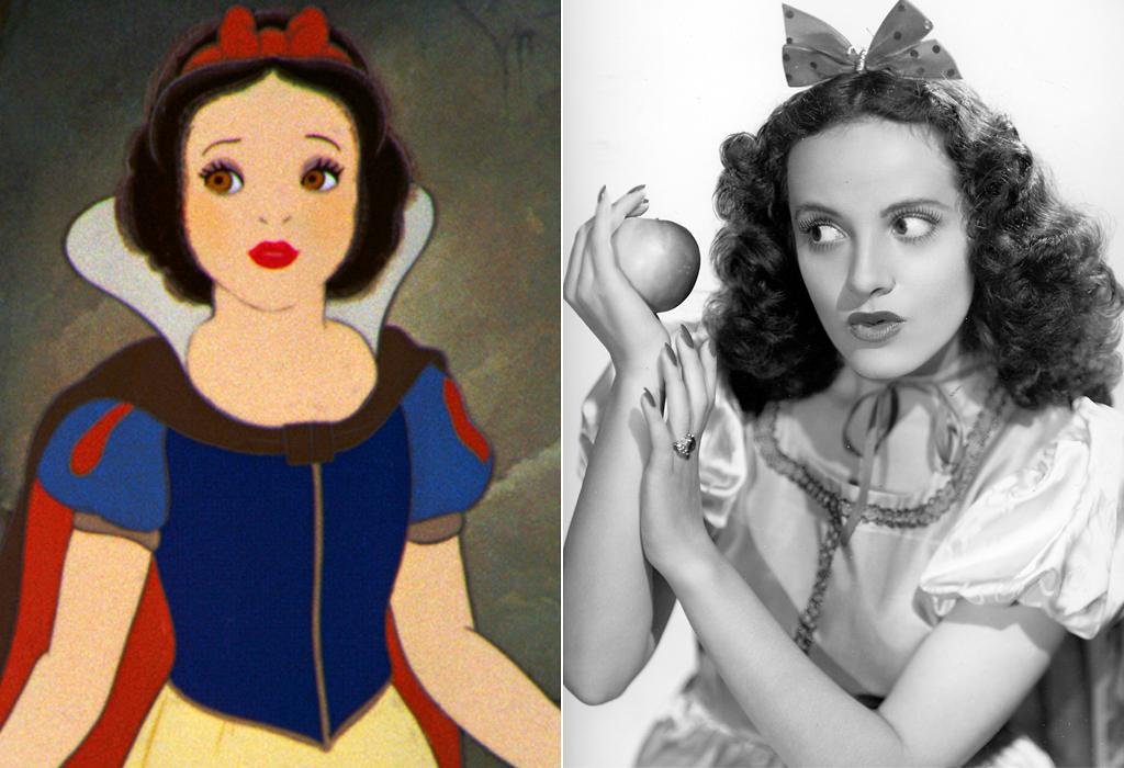 Snow White and the Seven Dwarves: Snow White – Adriana Caselotti
