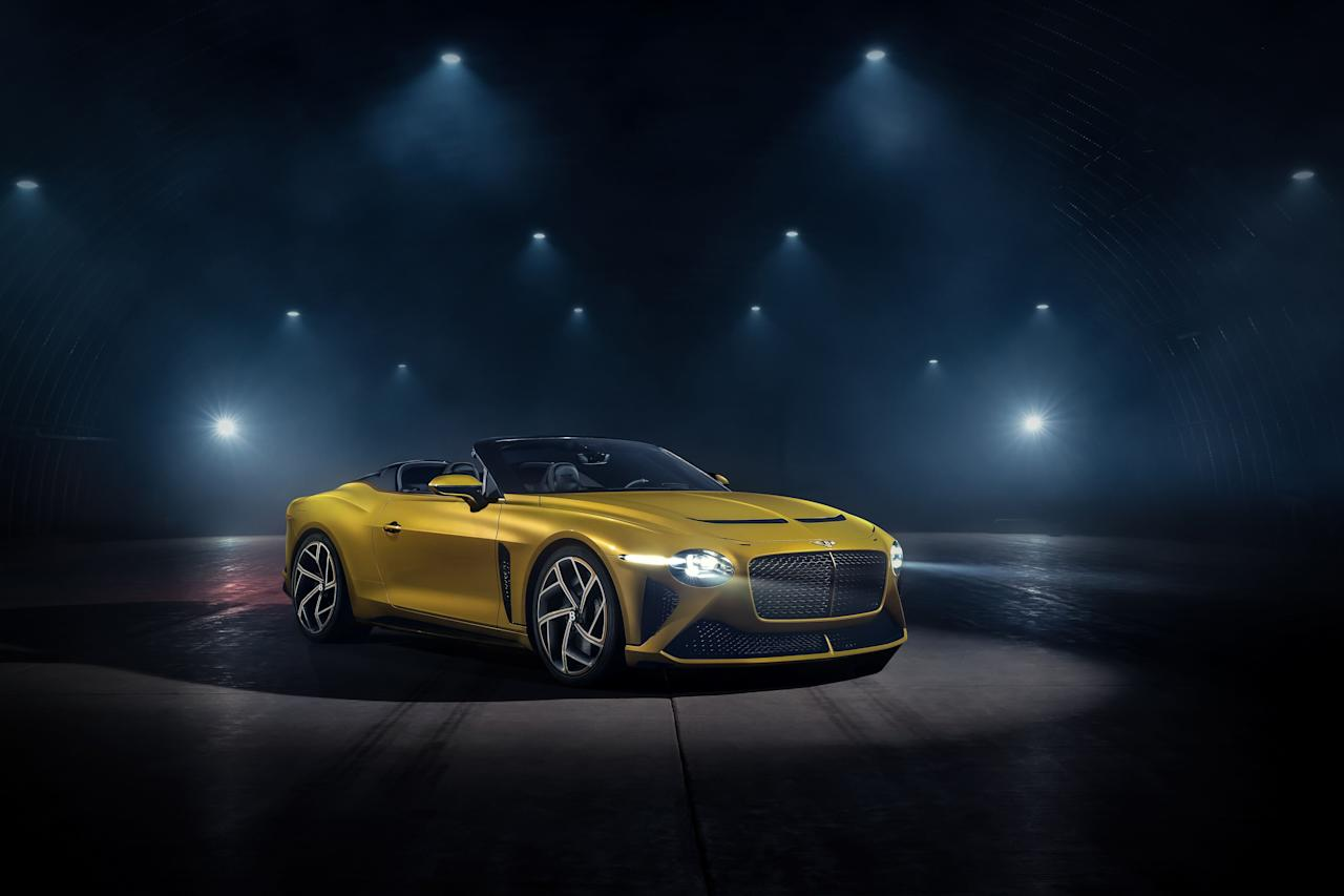 <p>With Bacalar, Bentley's Mulliner division revives the concept of coachbuilt models with unique bodies fitted to existing vehicle platforms—for when a $200K-plus Continental GT convertible just isn't special enough. Read the full story here.<br></p><p>Read the full story here.<br></p>