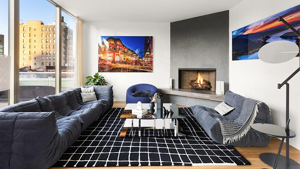 Inside A 7 7 Million Nyc Penthouse With Interiors Designed By Lenny Kravitz