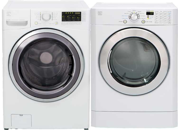 Hereu0027s The Deal: Stacking A Washer And Dryer Saves Space, But What If The Stacked  Dryer Is So High That The ...