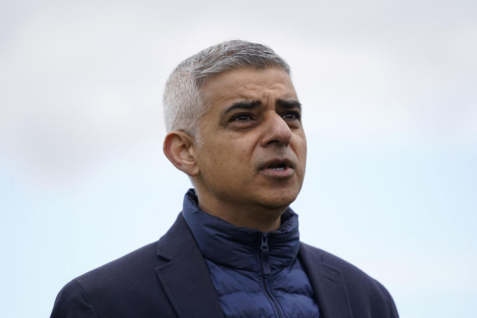 There's a 38% chance that Khan becomes the first candidate since the position was created in 2002 to be elected mayor with over 50% of the first-round vote. Photo: Getty Images