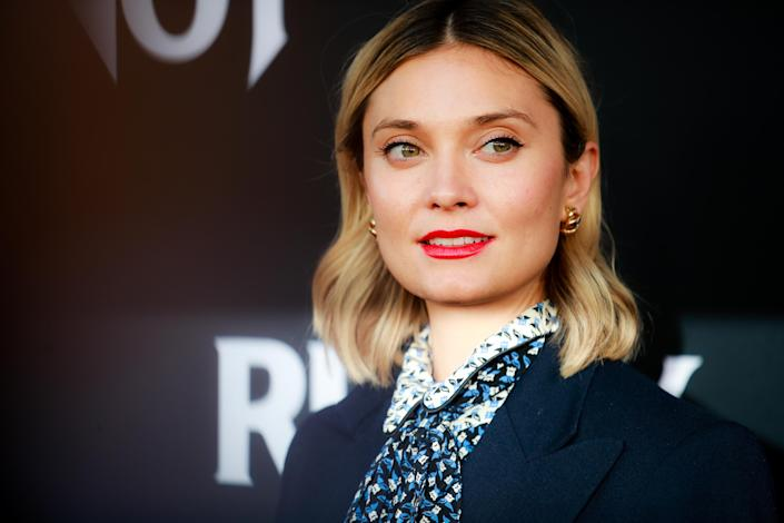 """Spencer Grammer attends the LA screening of Fox Searchlight's """"Ready Or Not"""" at ArcLight Culver City on August 19, 2019 in Culver City, California. (Photo by Rich Fury/FilmMagic,)"""