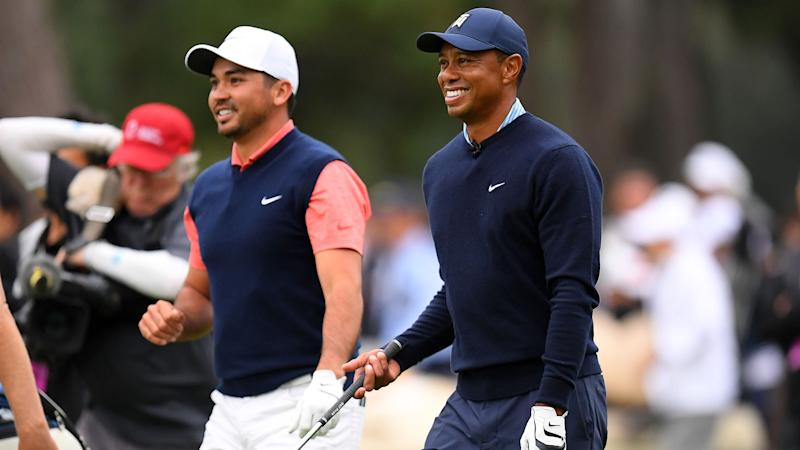 Jason Day seeks out Tiger Woods' advice on how to handle ailing back