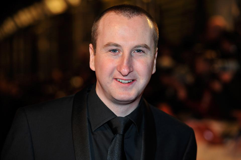 Andy Whyment attends the the National Television Awards at 02 Arena on January 23, 2013 in London, England.  (Photo by Dave M. Benett/Getty Images)