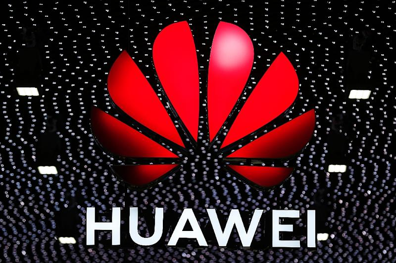 Chinese tech giant Huawei, now in the middle of US-Chinese tensions, has looked to bolster its ties in Africa (AFP Photo/Pau Barrena)