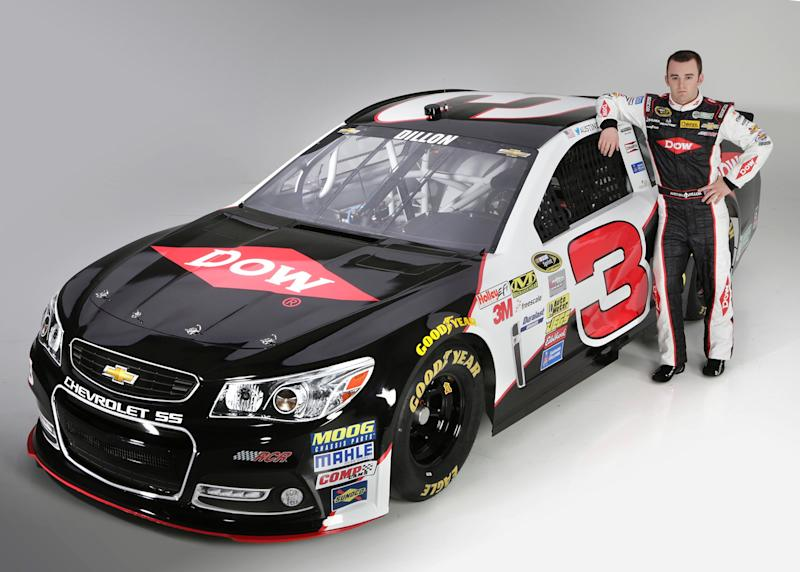 Return of No. 3 Car, New Drivers, Sponsors and Graphics Highlight Richard Childress Racing Changes for 2014 NASCAR Season