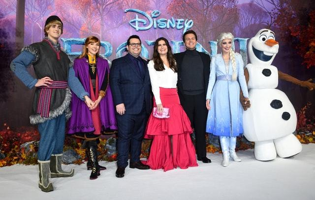 Frozen 2 European Premiere – London