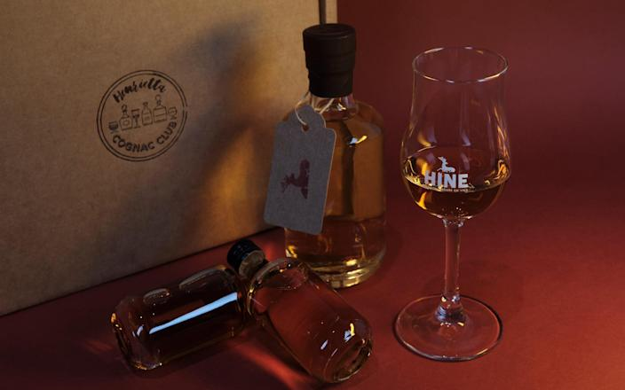 The Experimental Group has recently launched its monthly Henrietta Cognac Club