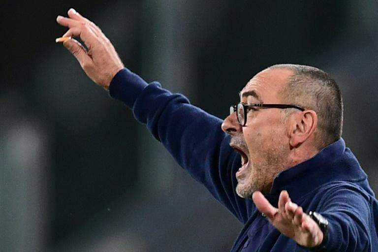 Juventus boss Maurizio Sarri has won the first league title in his 30-year coaching career