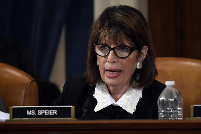 Jackie Speier erupts at reporter for The Hill