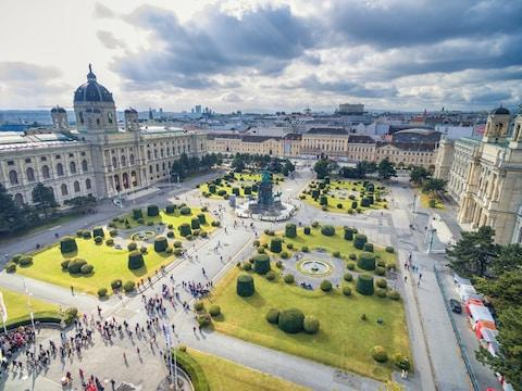 Vienna is one of Europe's most underrated cities - Credit: ©white_bcgrd - stock.adobe.com