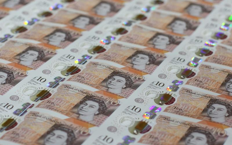Some of the new bank notes will be worth far more than £10 - Bank of England