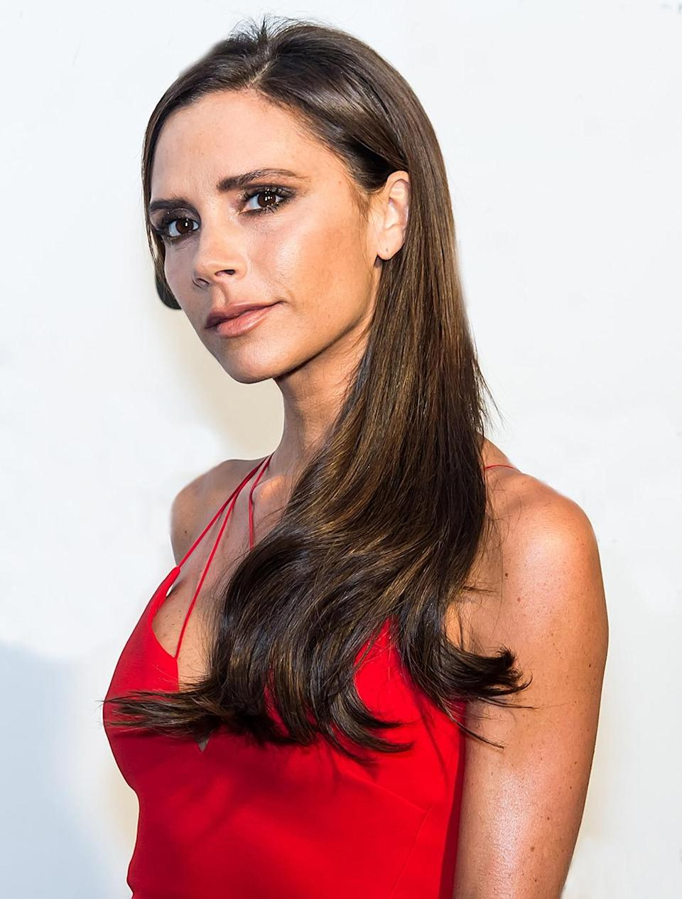 """<p><b>Victoria Beckham</b></p><p>Who knew that smearing bird poop on your face could give you such a glow? Victoria Beckham and her husband, David Beckham, <a href=""""https://www.google.co.th/url?sa=t&rct=j&q=&esrc=s&source=web&cd=1&ved=0ahUKEwjsn7uDmZjMAhVh26YKHaWfCqMQFggaMAA&url=http%3A%2F%2Fwww.dailymail.co.uk%2Ffemail%2Fbeauty%2Farticle-1350741%2FIts-hailed-beauty-wonder-product-Victoria-Beckham-loves--bird-poo-face.html&usg=AFQjCNEruUYIKOKEC3Gve2-SyLTGFiGmVw"""" rel=""""nofollow noopener"""" target=""""_blank"""" data-ylk=""""slk:are said to be fans"""" class=""""link rapid-noclick-resp"""">are said to be fans</a> of a facial that uses Nightingale poop as it's main ingredient. Yes, a bird poop facial.<br></p>"""