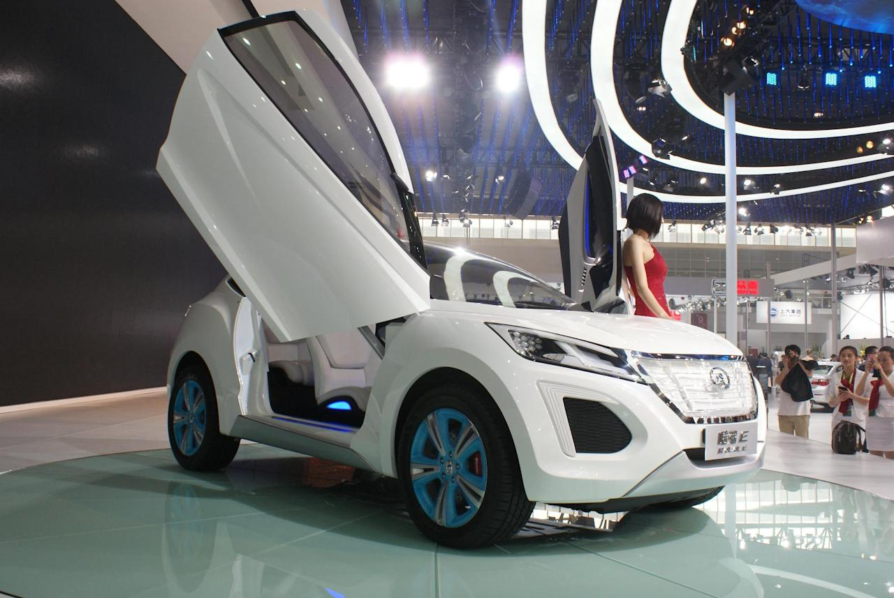 Great Wall Haval E1