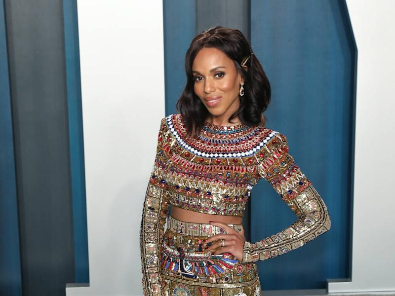 Kerry Washington credits Time's Up movement for creative partnership with Reese Witherspoon