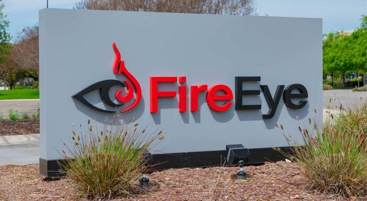 Building of a FireEye Headquarters Office, cybersecurity company provides products and services to protect against advanced persistent threats and spear phishing