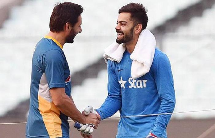 Nostalgic Afridi recalls good times with Indian cricketers
