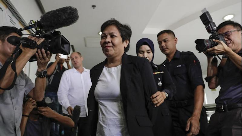Sydney woman Maria Exposto sentenced to death in Malaysia for drug trafficking
