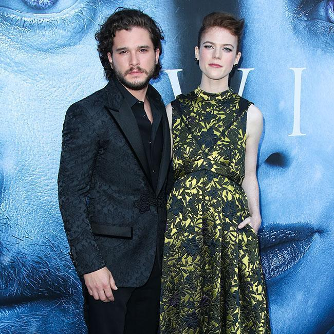 'Game of Thrones' stars Kit Harington, Rose Leslie engaged