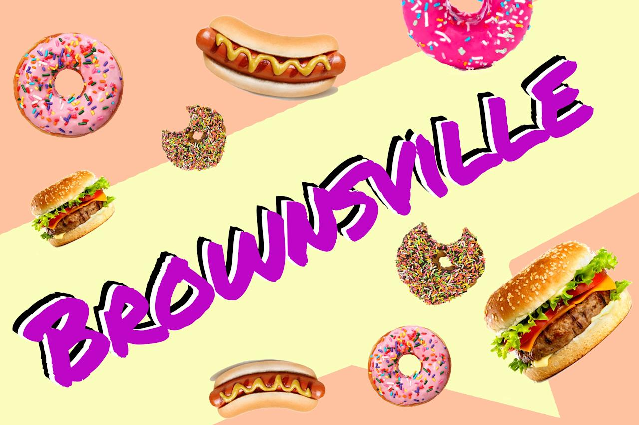 """Brownsville is the worst-ranked city in the nation when it comes to access to healthy foods, according to the WalletHub study, based on metrics such as fruit and vegetable consumption, as well as farmer's markets and healthy restaurants per capita. But here's the good news: This Texas town has the lowest average monthly cost of fitness club memberships. So grab those sneakers, and get thee to the gym! <a rel=""""nofollow"""" href=""""http://www.rd.com/health/wellness/exercise-motivation/"""">Need exercise motivation? Here's 11 tricks you haven't tried</a>."""