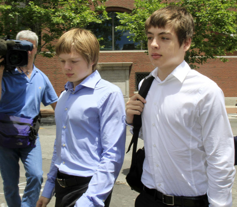 Canada Russian Spy's Sons
