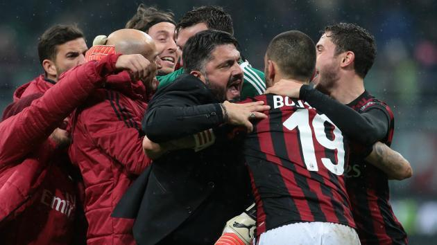 <p>Conti: Milan much better thanks to Gattuso</p>