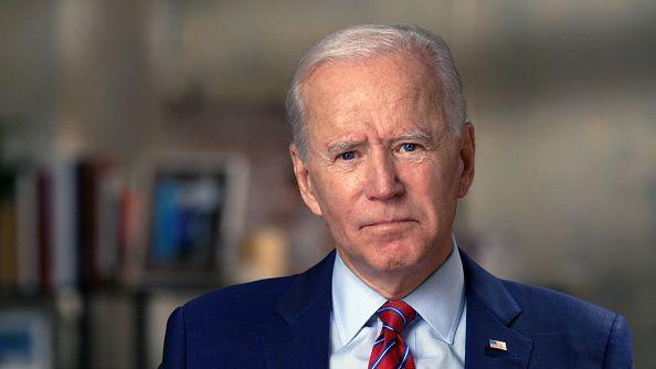 <p>Biden appears during the aforementioned <em>60 Minutes </em>interview, which aired on October 25, 2020. The program conducted interviews with both candidates for president. President Trump abruptly ended his interview after complaining about the questions he was being asked. During his time, Biden answered most of his questions while looking directly into the camera, rather than at journalist Lesley Stahl, who was conducting the interview. </p>