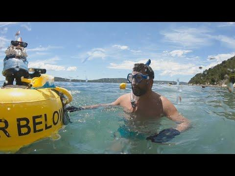 "<p><strong>Eliminated: June 12</strong></p><p>Chris and Bret got off to a great start when they arrived in Croatia about an hour or so before most teams. Because they both had experience snorkeling on <em>Survivor</em>, they thought it would be best to choose the snorkeling detour over the Poetry in Motion one. About an hour of struggling later though, they decided to try Poetry in Motion ... but then ended up switching back to snorkeling again. Finally, the team went to Poetry in Motion one more time and completed the detour. Not surprisingly, all the back and forth made it hard to make up time. Still, fans at home had nothing but nice things to say about the duo. ""Great job Chris & Bret!,"" one fan <a href=""https://twitter.com/jtobin33/status/1138973868612341760"" target=""_blank"">tweeted</a>. ""I applaud Bret and Chris for making it this far,"" another viewer <a href=""https://twitter.com/Richboyhawkins1/status/1138973816372236288"" target=""_blank"">said</a>.<br></p><p><a href=""https://www.youtube.com/watch?v=br5MsPQNI7k"">See the original post on Youtube</a></p>"