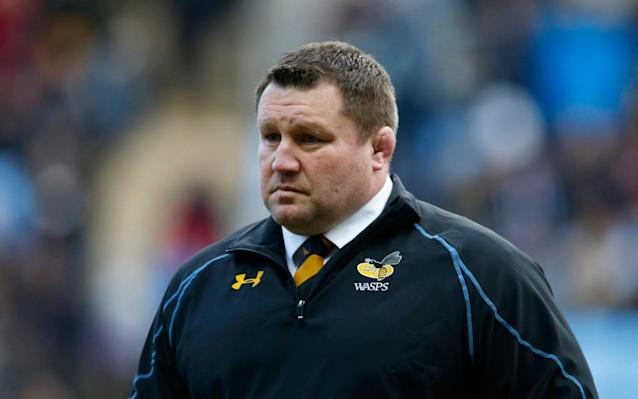 <span>Dai Young does not know what else his players have to do to catch the eye of Warren Gatland and Eddie Jones.</span> <span>Credit: Reuters </span>
