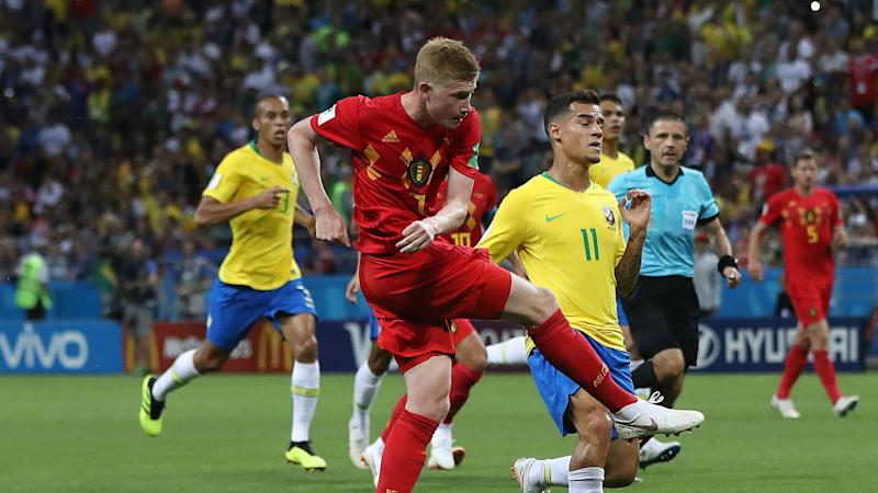 De Bruyne deserves more credit, says Martinez