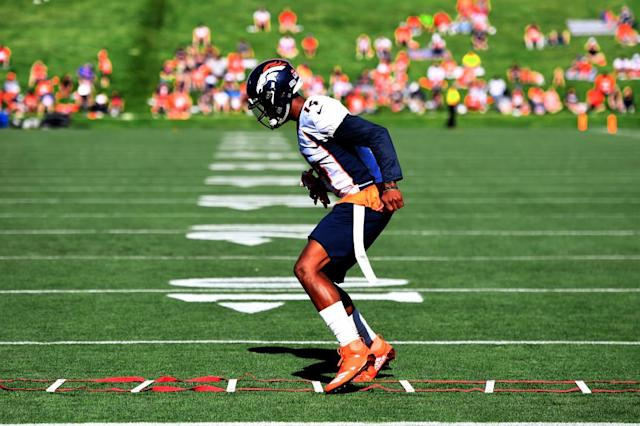 Lessons learned: Broncos' Courtland Sutton intends to apply rookie year experience to become elite in 2019