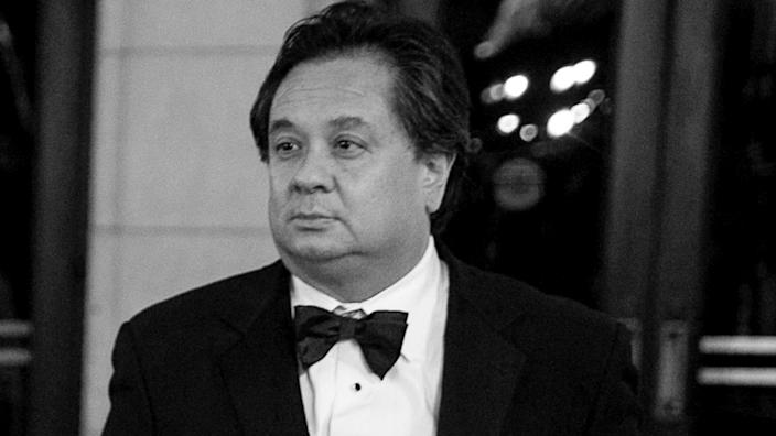 Attorney George Conway in Washington on January 19, 2017. (Joshua Roberts/Reuters)