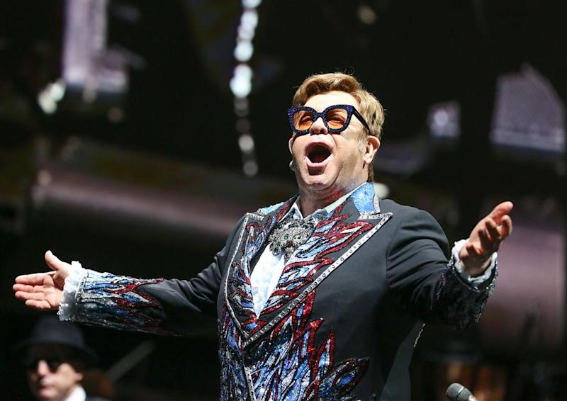 Elton John | Debbie Hickey/Getty