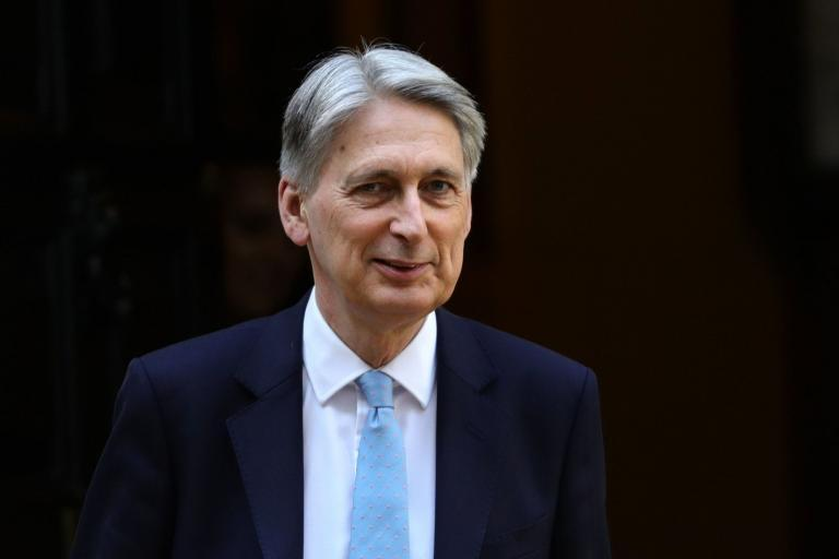 Philip Hammond rejects UN report claiming 14 million Britons live in poverty