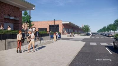 SKB and Harbert Expand Portfolios in Denver by Acquiring a Mixed-Use Industrial Project in the Up-and-Coming Clayton Neighborhood