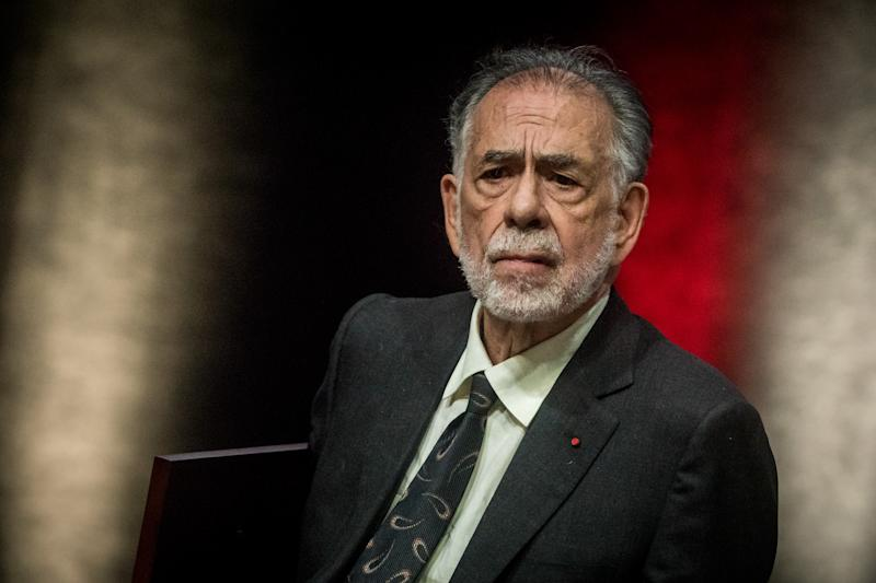 FRANCIS FORD COPPOLA Calls MARVEL Movies 'Despicable'