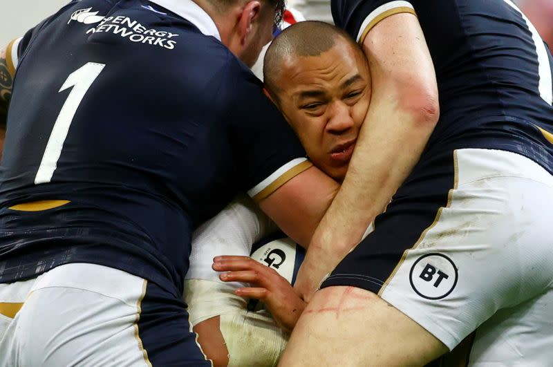 Six Nations Championship - France v Scotland