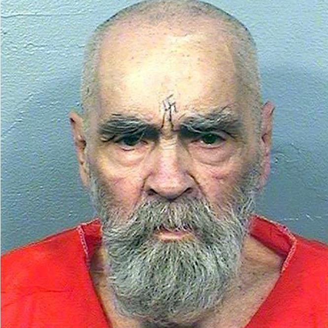Manson died last year ages 83 (AFP/Getty Images)