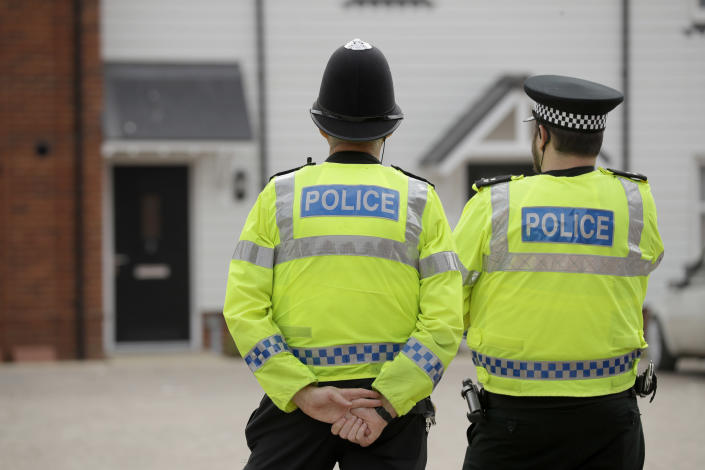 <em>Investigations are underway after Dawn Sturgess and Charlie Rowley fell ill on Saturday in Amesbury, Wiltshire, just eight miles from where the Skripals were poisoned with Novichok in March (Picture: AP)</em>