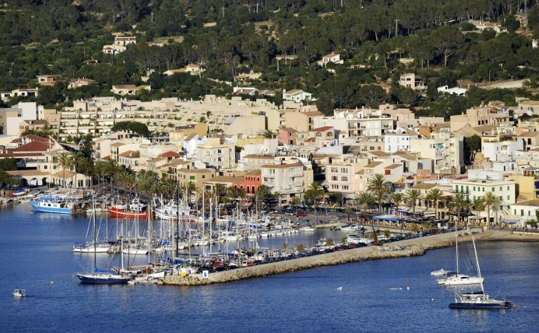 The Balearic island of Mallorca is one of the most popular holiday destinations for German tourists (AFP Photo/OLIVER LANG)